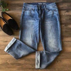 Levi's Signature Modern Slim Cuffed Jeans